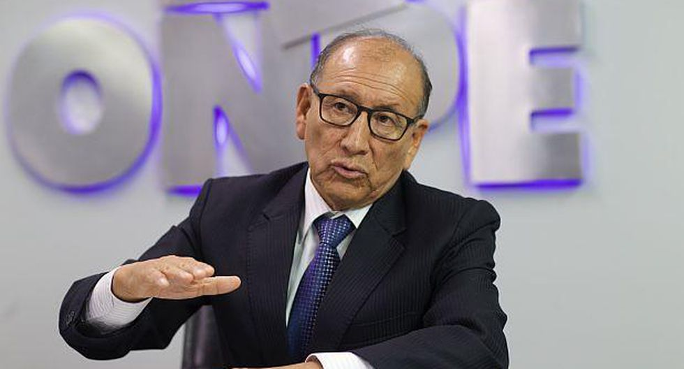 El CNM decidió no ratificar a Mariano Cucho como jefe de ONPE