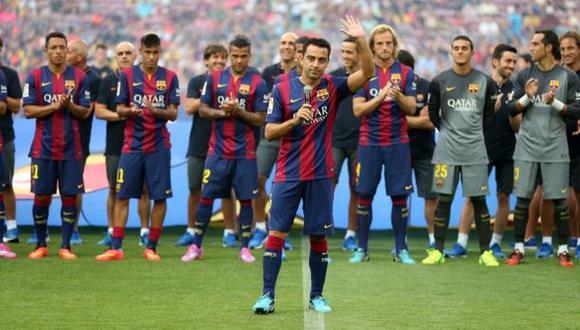 Barcelona: Xavi Hernández anunciará que dejará club el jueves
