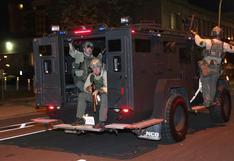 Más de 120 detenidos en protestas por caso de afroestadounidense muerta a manos de la policía