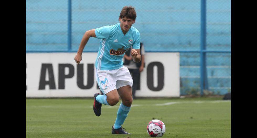 Omar Merlo - Sporting Cristal: 475 mil euros. (Foto: GEC).