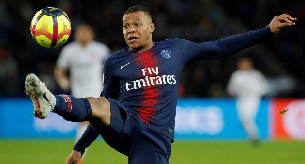 Kylian Mbappé tenía planeado ir a Real Madrid, pero en PSG le hicieron cambiar de idea. (Foto: Reuters)
