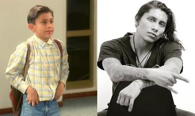 Jimmy foi interpretado por Iván Piñero. Cando deu vida ao fillo de Aura María, foi ao redor de 10 anos (foto: RCN / Iván Piños)