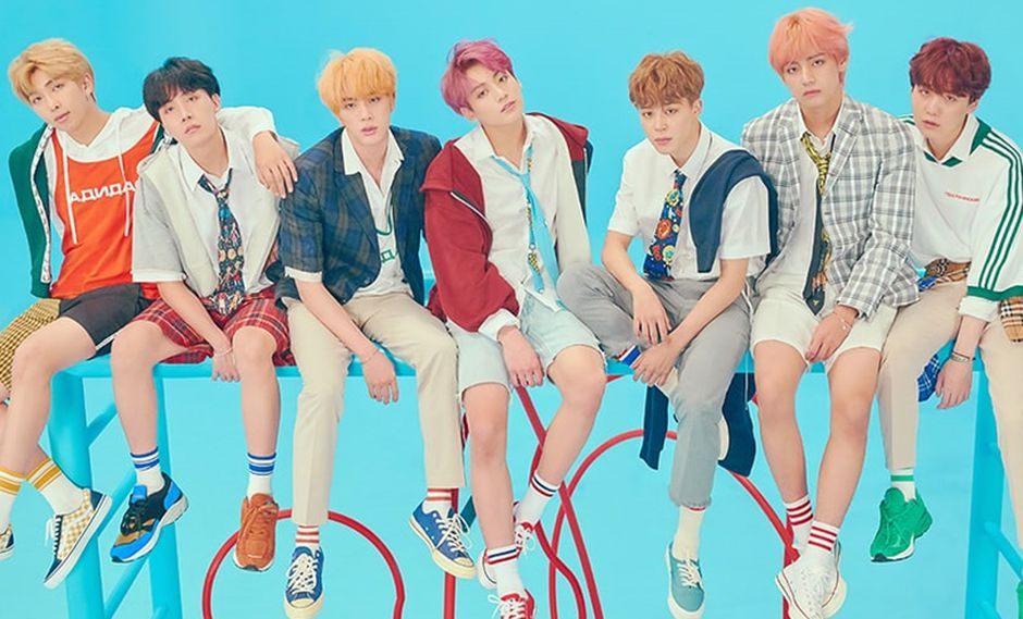 BTS debutó el 13 de junio del 2013 bajo el sello de Big Hit Entertainment. (Fuente: Facebook).