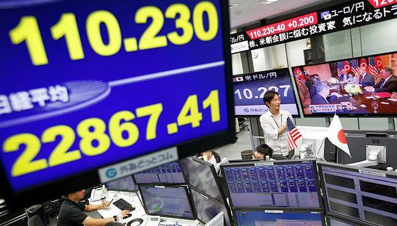 El Nikkei anotó el viernes un fuerte avance de 1.9% hasta los 22.597,35 puntos. (Foto: Reuters)