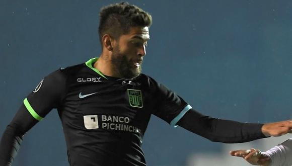 Rubert Quijada - 475 mil € (Foto: GEC / Liga 1)