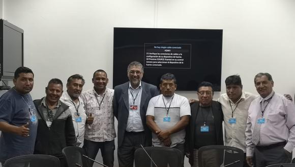 El lunes 16, representantes de los diversos gremios de colectiveros informales de Lima y Callao se reunieron durante tres horas y media en la sede de la Presidencia del Consejo de Ministros.