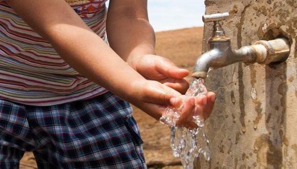 Sedapal suspendió corte de agua en San Juan de Lurigancho