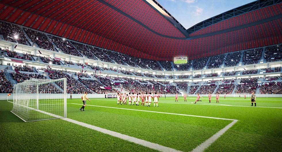 Mundial Qatar 2022: los impresionantes estadios que veremos - 15