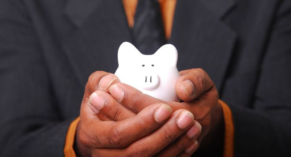 ¿Y si solo ahorro? Es una forma de inversión, pero es pasiva así que genera un retorno nulo o muy bajo por el menor nivel de riesgo que se asume. (Foto: Pixabay)