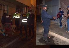Trujillo: ciudadanos se olvidan del COVID-19 y hasta sacan sillas a la calle para tomar licor