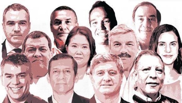 Rumbo al 2021: ¿Cuáles son los perfiles políticos para las próximas  elecciones? | Elecciones 2021 | POLITICA | EL COMERCIO PERÚ