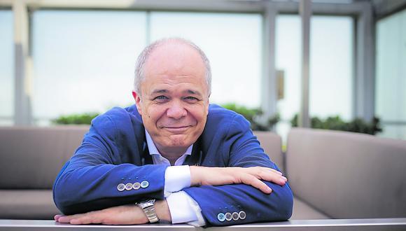 El ejecutivo español lidera la transformación de la nueva imagen corporativa de la impresa en nuestro país. Desde enero integra las filas del equipo local.