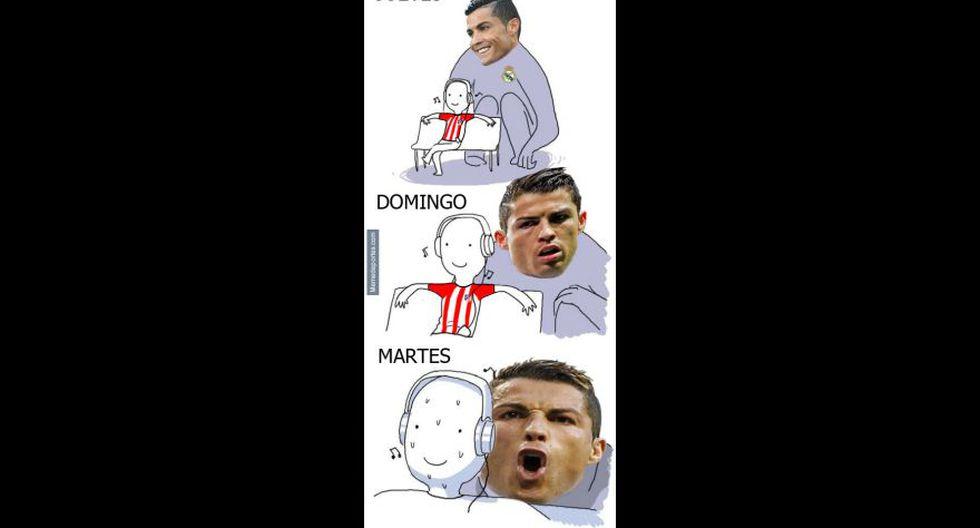 Real Madrid vs. Atlético Madrid: los memes de la semifinal - 61
