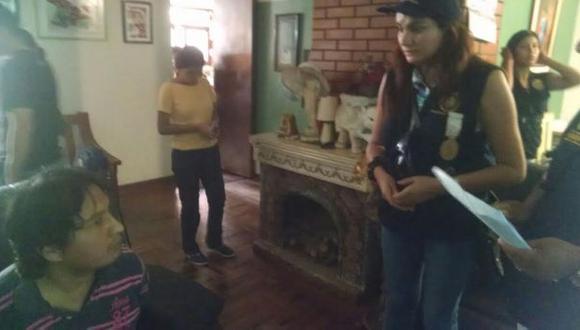 La Centralita: PNP capturó a hijo de ex congresista Crisólogo