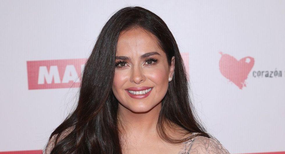 La actriz colombiana ha sido diagnosticada con coronavirus y ahora se encuentra en cuarentena para evitar contagiar a su familia (Foto: Telemundo)