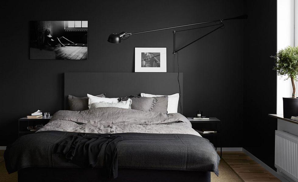 Una habitación negra es altamente elegante. (Foto: Toulouse Lautrec)