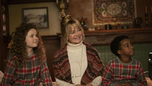 """Kate regresa a """"The Christmas Chronicles 2"""" después de aparecer en la primera película con su hermano, Teddy (Foto: Netflix)"""