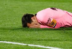 Los números no mienten: Lionel Messi firma su peor inicio goleador con el Barcelona