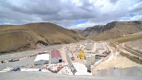 El proyecto Majes Siguas II está paralizado desde el 2018. (Foto: GEC)