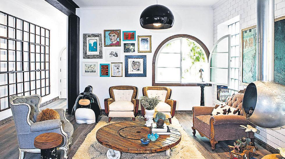 Realza tu sala con colores que pongan una cuota de vida - 2
