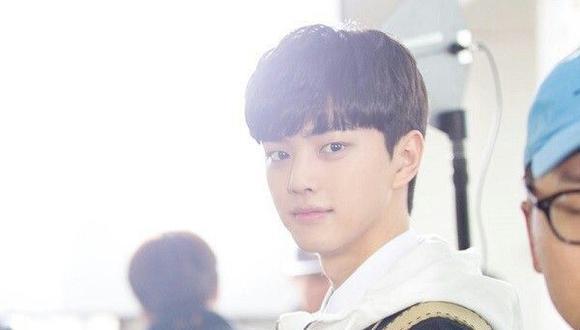 """En """"The Liar and His Lover"""", Song Kang interpretó a Baek Jin-woo, el guitarrista de la banda """"Mush & Co. (Foto: tvN)"""