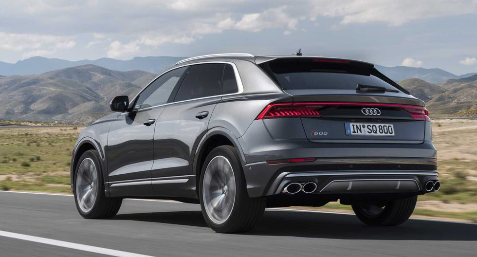 Con una potencia de 435 CV y capaz de acelerar de 0 a 100 km/h en 4,8 segundos, el Audi SQ8 TDI es sinónimo de un rendimiento superior. (Fotos: Audi).
