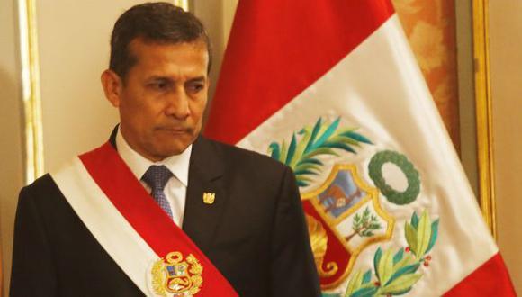 ANÁLISIS: ¿La caída en aprobación de Humala es una constante?