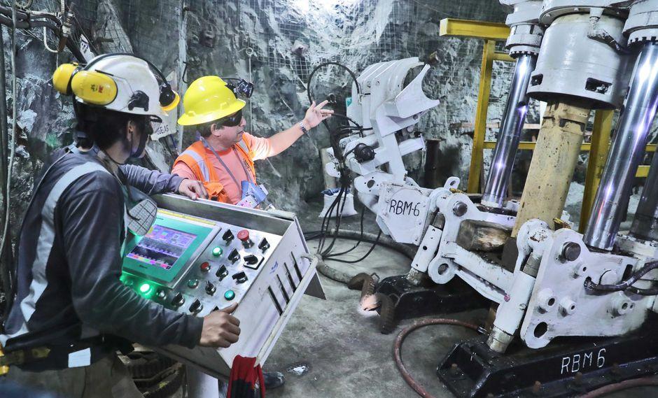 La inversión minera fue impulsada por las ampliaciones de Shahuindo, Marcona y Toquepala. (Foto: Difusión)