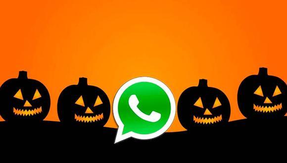 Los mejores stickers de Halloween para WhatsApp. (Foto: android)
