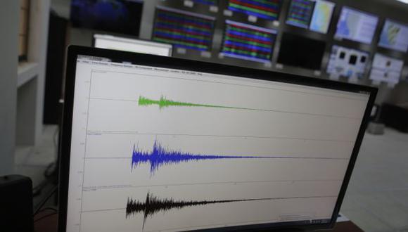El sismo se reportó la mañana de este domingo. (Foto referencial: GEC)