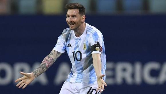 Lionel Messi afronta en Brasil su sexta participación en una Copa América. (Foto: AFP)