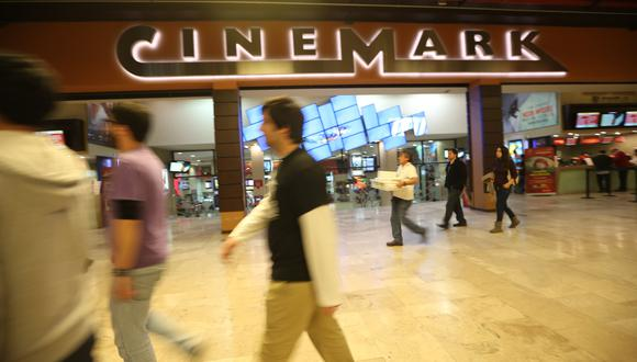 Cinemark del Jockey Plaza. Esta cadena y Cineplanet se unen a la reapertura de cines en Perú. Foto: El Comercio.