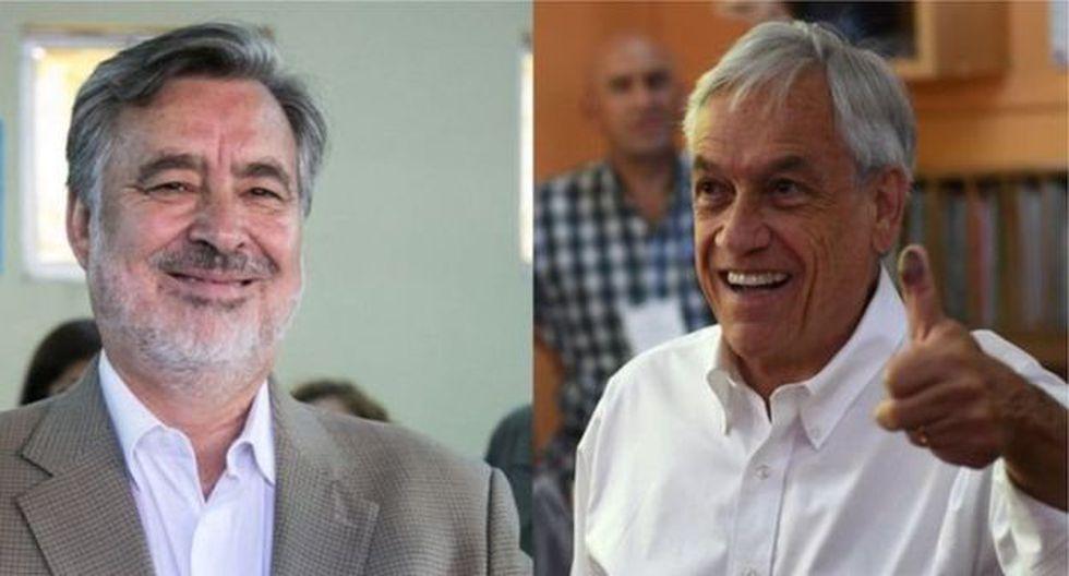 Guillier y Piñera hicieron hincapié en la importancia de la minería en sus campañas (Fotos: Guillier; Reuters; Piñera: AFP)