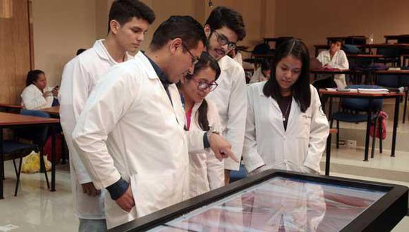 Becas para estudiantes de medicina. (Foto: archivo)