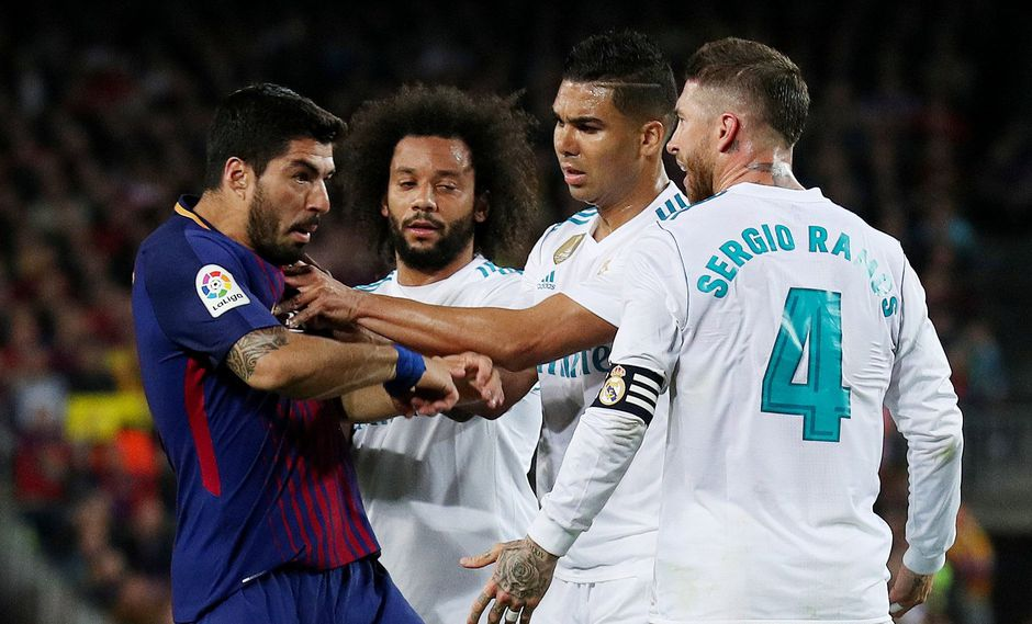 Barcelona vs. Real Madrid: resumen y principales jugadas del partidazo en el Camp Nou | VIDEO. (Video: YouTube/Foto: AFP)