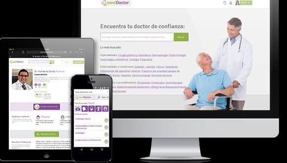 Encuentra tu médico especialista con esta nueva web