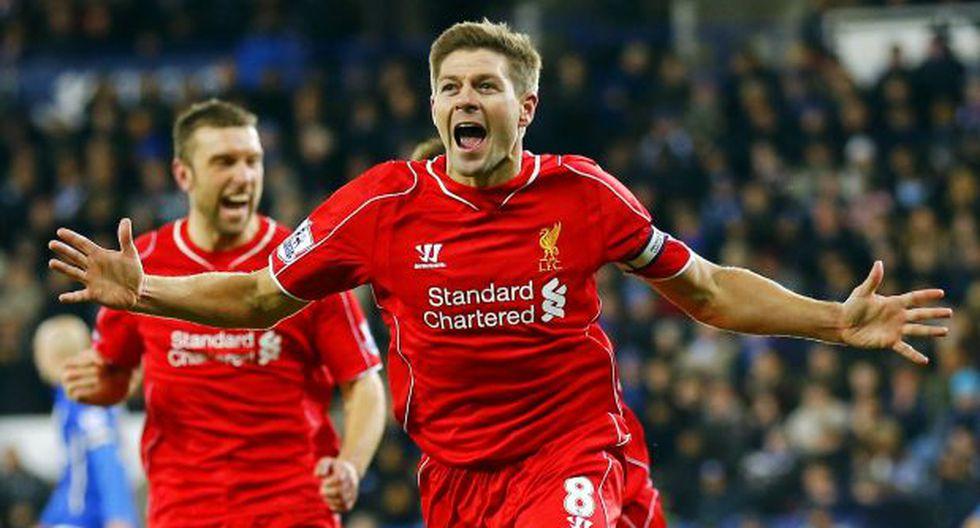 Klopp: su exagerada y graciosa respuesta sobre Steven Gerrard - 1