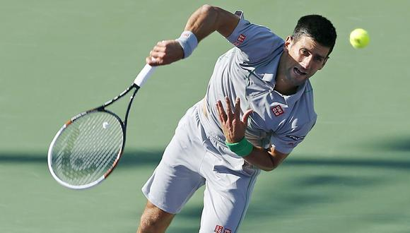 Djokovic venció a Murray y está en 'semis' del Masters de Miami