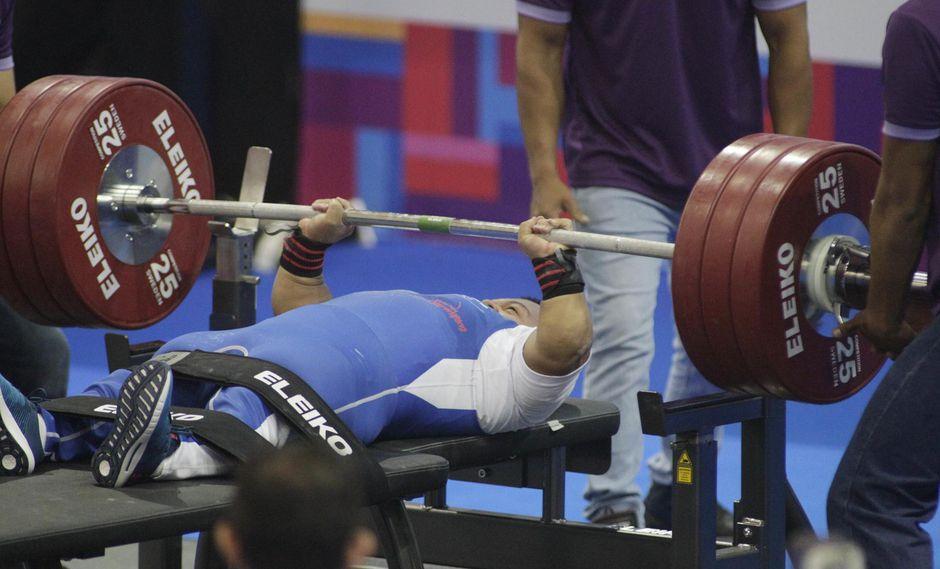El Para Powerlifting se disputará en los Juegos Parapanamericanos Lima 2019. (Foto: Lima 2019)