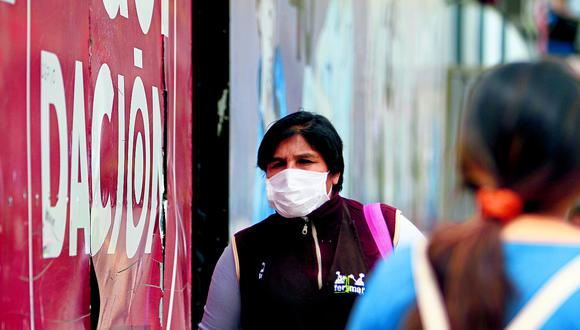 Un infrome de la OMS evidencia que no es necesario utilizar mascarillas para protegerse del virus. (Foto: Archivo)