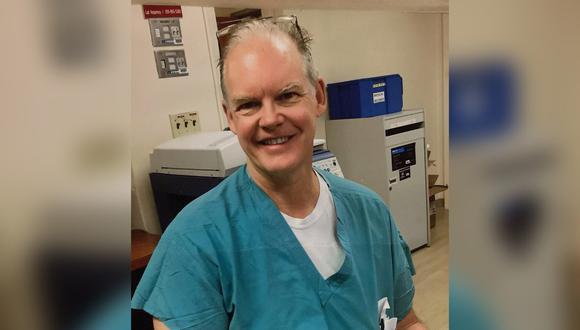 El médico Gregory Michael recibió el pasado 18 de diciembre una dosis de la vacuna de Pfizer y murió entre el 3 y el 4 de enero. (Foto: Facebook)
