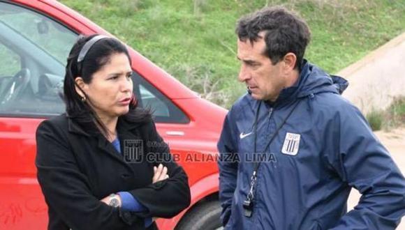 Alianza Lima: Susana Cuba se despidió del plantel íntimo
