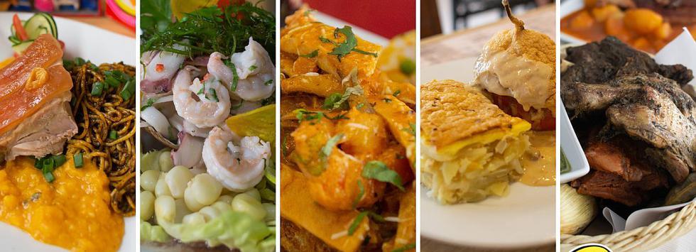 Cinco restaurantes imperdibles del imperio gastronómico de Lima Norte