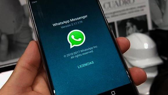 ¿Sabes si alguien te tiene agregado como contacto de WhatsApp? Descúbrelo realizando los siguientes pasos. (Foto: WhatsApp)