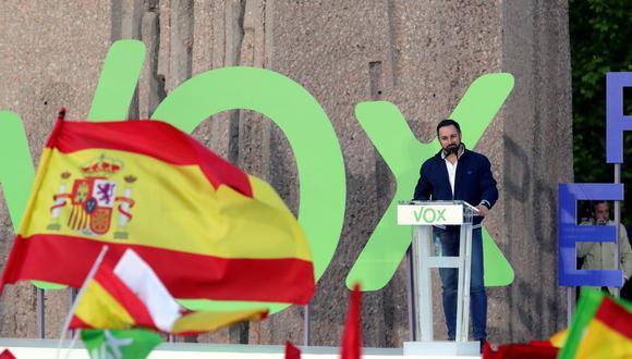Vox podría dar la gran sorpresa en las elecciones del domingo en España. (Foto: EFE)