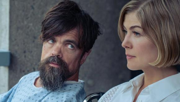 Roman Lunyov le plantea a Marla Grayson llevar su negocio de  a nivel nacional. (Foto: Netflix)