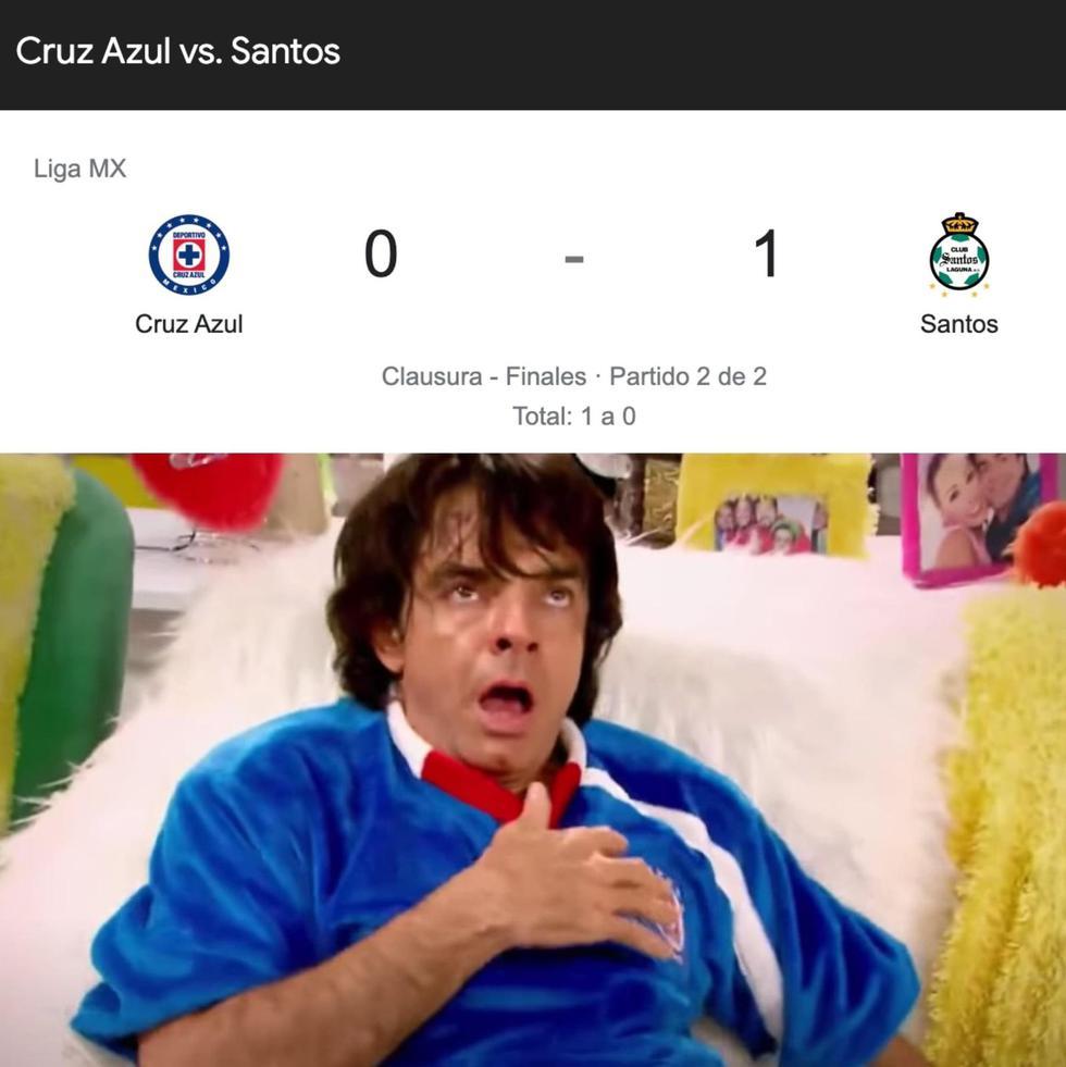 Cruz Azul vs. Santos: los memes que desataron las risas en la Final de la Liga MX