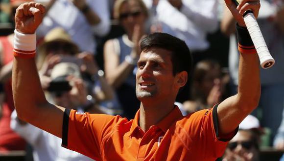 Djokovic venció a Murray y jugará la final de Roland Garros