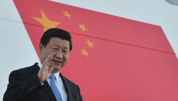 El gobierno de China prevé un cierre del año anotando un crecimiento entre 6% y 6,5%. (Foto: AFP)