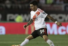 River Plate vs. Flamengo: Enzo Pérez inició trabajo de recuperación para llegar a la final de la Copa Libertadores 2019